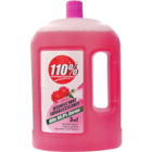 Vow 110 % Disinfectant Surface Cleaner Floral 2 Ltr