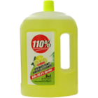 Vow 110 % Disinfectant Surface Cleaner Lemon 975 ml