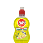 Vow 110 % Dishwash Liquid Lemon 225 ml