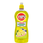 Vow 110 % Dishwash Liquid Lemon 750 ml