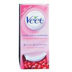 Veet Full Body Waxing Kit She Butter And Berries For Normal Skin 8 strips