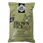24 Mantra Organic Sona Masuri Brown Rice 5 Kg