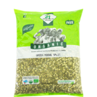 24 Mantra Organic Green Moong Dal Split 1 Kg