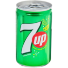 7 Up Can 150 ml