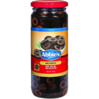 Abbies Black Olive Sliced 450 g