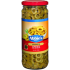 Abbies Green Olive Sliced 450 g