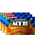 Act II Microwave Cheddar Cheese Buy 2 Get 1 Free 99 pcs