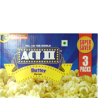 Act II Microwave Popcorn Butter Flavour 255 g