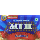 Act II Microwave Popcorn Natural 99 g