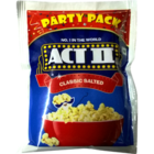 Act II Instant Pop Corn Classic Salted 150 g