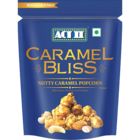 Act II Ready to Eat Nutty Caramel Bliss Popcorn 80 g