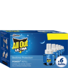 All Out Ultra Refill Pack of 6 Nos 1 Pc
