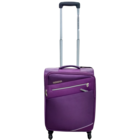 American Tourister Fiji Plum 59 Cm Soft Luggage Strolley 1 pc