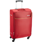 American Tourister Jamaica Soft Luggage Strolley 58 cm Red 1 pc