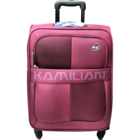 American Tourister Kam Oromo Magnta Soft Luggage Strolley Cabin Size 1 pc