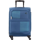 American Tourister Kam Oromo T Blue Soft Luggage Strolley Large Size 1 pc