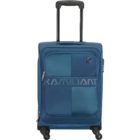 American Tourister Kam Oromo Troy Blue Soft Luggage Strolley Cabin Size 1 pc