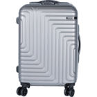 American Tourister Logan Hard Language Strolley 55 cm Silver 1 pc