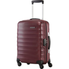 American Tourister Paralite + Tsa Hard Strolley Gun Metal 55 cm 1 pc