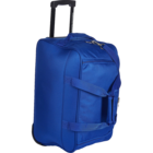 American Tourister Pep Polyester 62 cms Blue Travel Duffle 1 pc