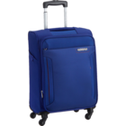 American Tourister Troy Choc Blue 56 cm Luggage strolley 1 pc