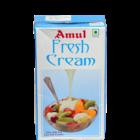 Amul Fresh Cream 1 Ltr