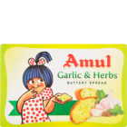 Amul Garlic & Herb Buttery Spread 100 g