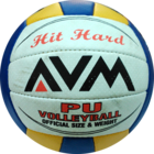 AVM Sports Volley Ball Hithard Size 5 Shrinnkwrap 1 pc