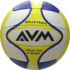 AVM Sports Volley Ball Laser Size 5 Shrinkwrap 1 pc