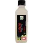 Axiom Litchi Juice with Aloevera Bottle 1 l