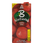 B Natural Apple Juice 1 Ltr