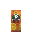 B Natural Orange Oomph 1 Ltr