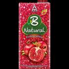 B Natural Pomegranate Juice Tetra Pack 1 l