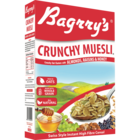 Bagrrys Crunchy Muesli (Almond N Raisin & Honey Healthy ) 400 g