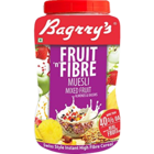 Bagrrys Fruit & Fibre Mixed Fruit Muesli 1 Kg