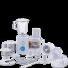 Bajaj Master Chef 3.0 600 Watts Juicer Mixer Grinder with 4 Jar 1 pc