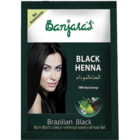 Banjaras Black Henna Powder Brazilian Black 9 g