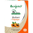 Banjaras Multani With Papaya Powder 100 g
