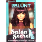 Bblunt Salon Secret High Shine Creme Hair Colour Wine Deep Burgundy 108 ml