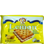 Bellie Lemon Flavoured Cream Sandwich Biscuit 190 g