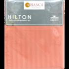 Bianca Hilton 100% Cotton  Double Bed Sheet 108 x 108 cm 210 1 pc