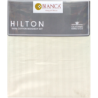 Bianca S16 Hilton Satin Double Bed Sheet 210 2.7 Mtr x 2.7 Mtr 1 pc