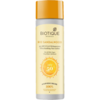 Biotique Bio Sandalwood Face n Body Sun Lotion SPF 50 210 ml