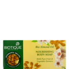 Biotique Bio Almond Oil Nourishing Body Soap 150 g