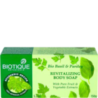 Biotique Bio Basil & Parsley Soap 150 g