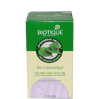 Biotique Bio Chlorophyll Oil Free Anti Acne Gel 65 g