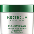 Biotique Bio Saffron Dew Youthful Nourishing Day Cream 50 g