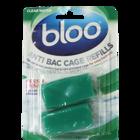 Bloo Fresh Pine Toilet Block Refill 2 X 40 g