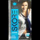 Skore Blue Coloured Condoms 10 Nos