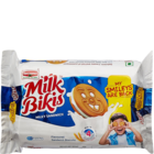 Britannia Milk Bikis Milk Cream Biscuits 200 g